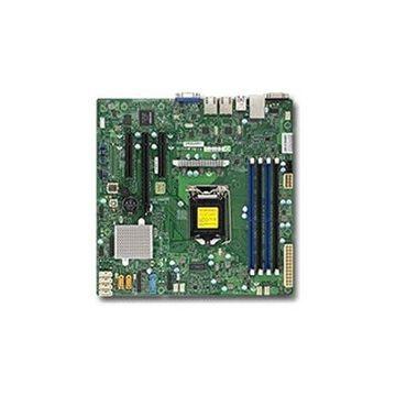 Supermicro MB MBD-X11SSL-B E3-1200v5 S1151 H4 C236 PCIE SATA microATX Retail