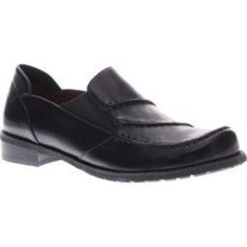 Spring Step Women's Valentin Black Leather