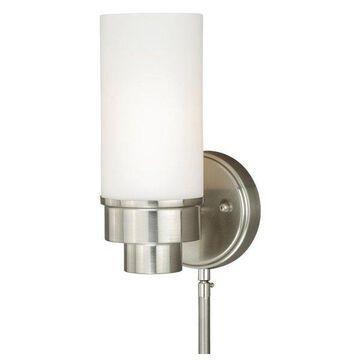 Vaxcel Lighting W0179 Tube Instalux  1 Light Indoor Wall Sconce
