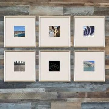 Silver 6-Piece Frame Set By Studio Decor