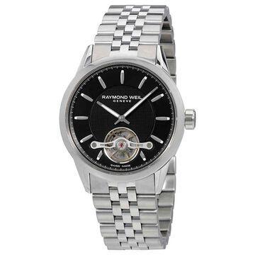Raymond Weil Freelancer Automatic Black Dial Men's Watch 2780-ST-20001