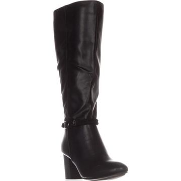 Karen Scott Womens Galee Closed Toe Knee High Fashion Boots