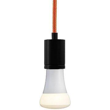 SoCo Modern Socket Pendant Light by Tech Lighting - Color: Black - Finish: Matte - (700TDSOCOPM24OB)