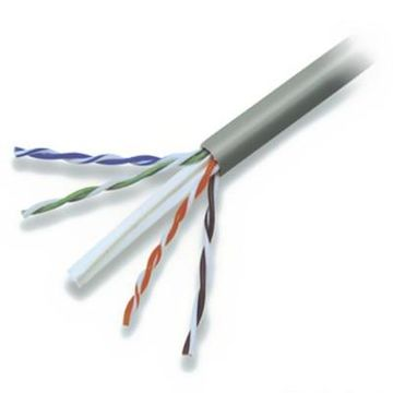 Belkin A7L704-1000 Bulk cable - 1000 ft - UTP - CAT 6 - solid - gray - B2B