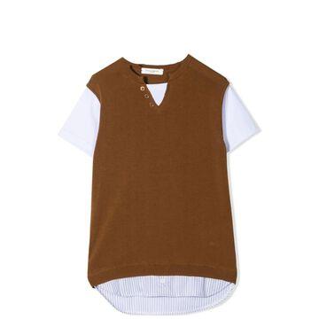 Paolo Pecora Two-tone T-shirt