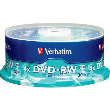 Verbatim 4x DVD-RW Media
