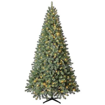 7.5Ft Pre-Lit Whistler Pine Artificial Christmas Tree, Color Changing LED Lights by Ashland   Michaels