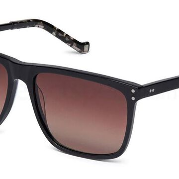 Hackett HSB889 57002 Men's Sunglasses Black Size Standard