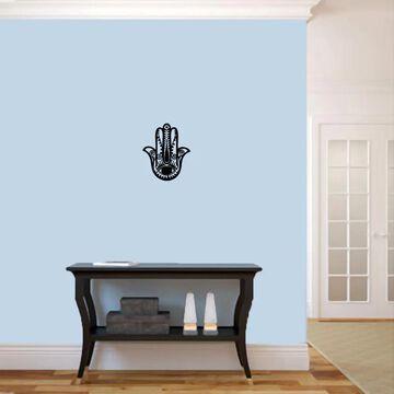 Hamsa Hand Wall Decal (10