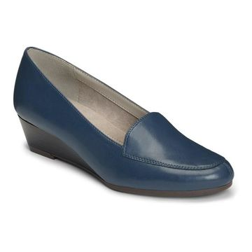 A2 by Aerosoles Women's Love Potion Wedge Loafers