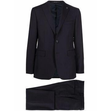 Tagliatore Suit Blue