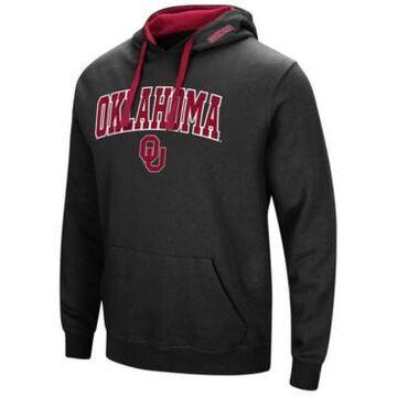 Colosseum Men's Oklahoma Sooners Arch Logo Hoodie