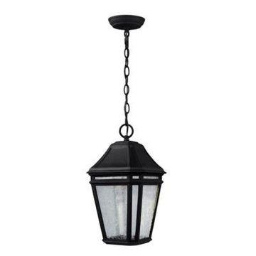 Feiss Londontowne Medium LED Outdoor Pendant in Black