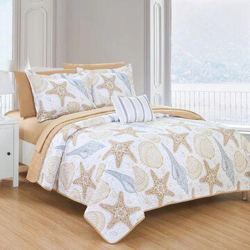 Chic Home Maritime Quilt Set