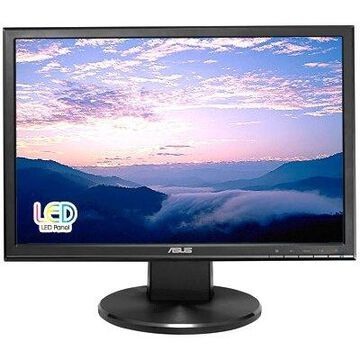 Asus 19inch LCD Monitor Asus VW199T-P 19