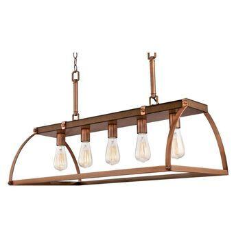 Westinghouse 6351600 Oak Lane 5 Light 32