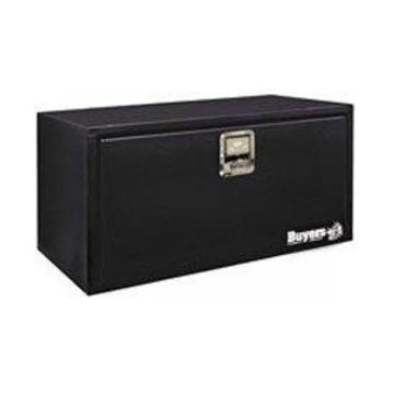 Buyers Products 1702105 Toolbox (18X18X36, SST Rotary Paddle, Black)