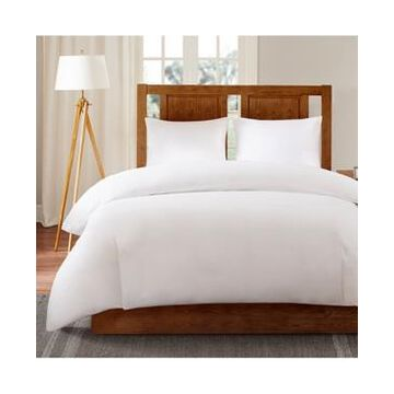 Sleep Philosophy Bed Guardian White Twin Comforter Protector, 3M Scotchgard