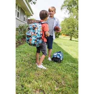 Wildkin Big Fish 16 Inch Kids Backpack for Boys and Girls