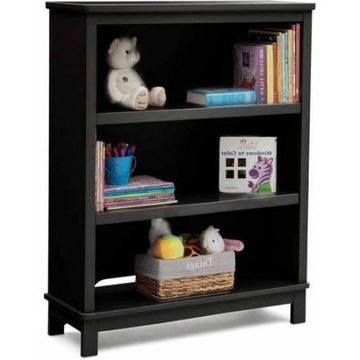 Delta Children Epic 3-Tier Kids Bookshelf, Multiple Colors