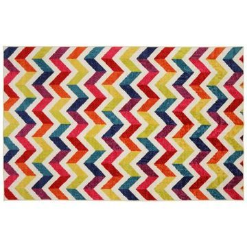Mohawk Home Mixed Chevrons Rug