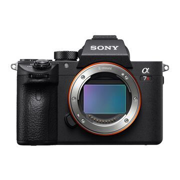 Sony Alpha a7R III 42.4MP Full Frame Mirrorless Camera (Body Only)
