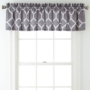 Home Expressions Tiles Valance