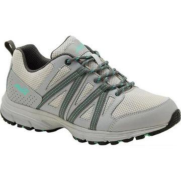 Avia Women's Avi-Vertex Running Sneaker Chrome Silver/Mortar Grey/Iron Grey