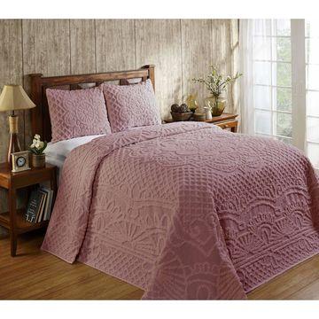 Trevor Chenille 3-piece Bedspread Set by Better Trends