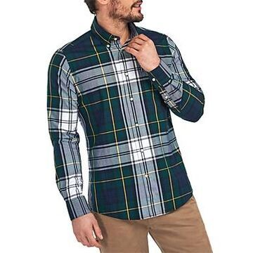 Barbour Highland Check Button Down Shirt