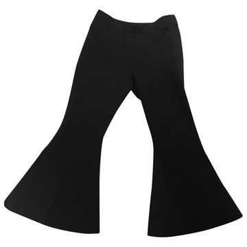 Ellery Navy Wool Trousers