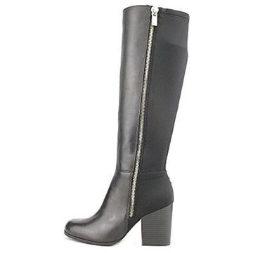 Bar III Pedra Womens Leather Fashion - Knee-High