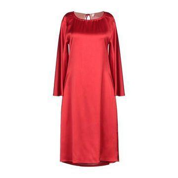 L' AUTRE CHOSE Knee-length dress