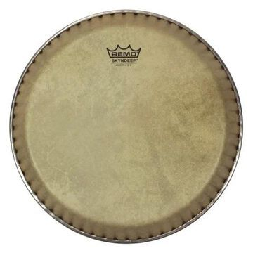 M41250S6D1003-U 12.5 in. Conga Drumhead Symmetry D1 Skyndeep Calfskin Graphic