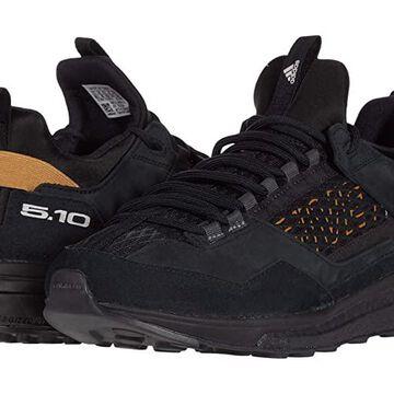 Five Ten Five Tennie DLX (Black/Black/Mesa) Men's Shoes