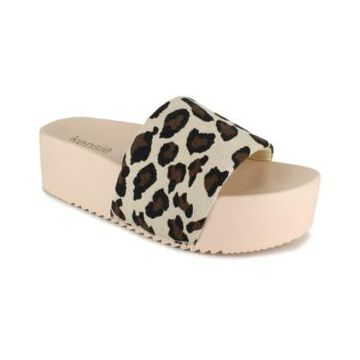 kensie Women's Pool Slide Sandal Women's Shoes