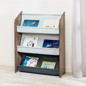 Honey-Can-Do Book Shelf