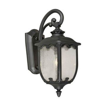 Forte Lighting 1819-01 1 Light Outdoor Wall Sconce