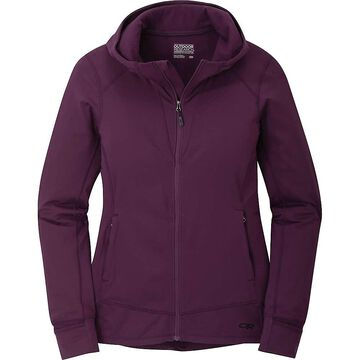 Outdoor Research Women's Melody Hoody - Small - Blackberry