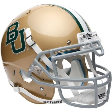 Baylor Bears Schutt Full Size Authentic Helmet