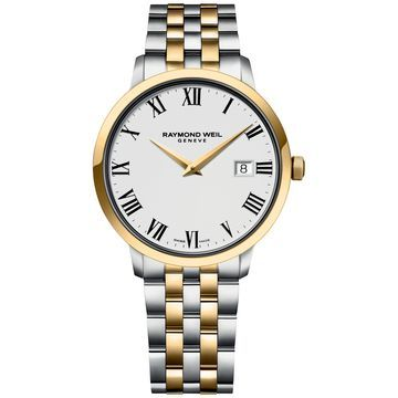 Men's Swiss Toccata Two-Tone Stainless Steel Bracelet Watch 39mm 5488-STP-00300