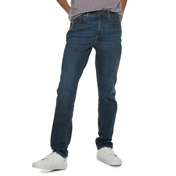 Men's Urban Pipeline Tapered Fit Stretch Jeans