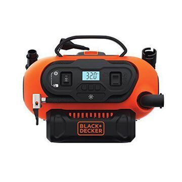 BLACK+DECKER BDINF20C 20V Lithium Cordless Multi-Purpose Inflator Tool Only