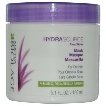 BIOLAGE by Matrix HYDRASOURCE MASK 5.1 OZ for UNISEX ---(Package Of 4)