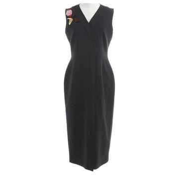 Roksanda Black Polyester Dresses