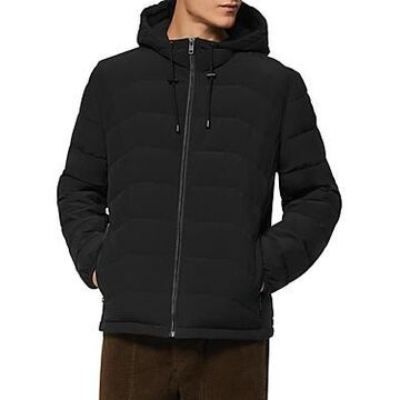 Marc New York Packable Hooded Down Jacket