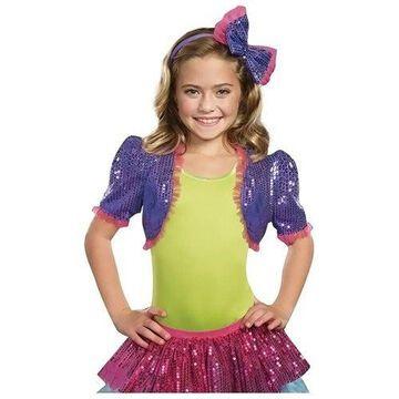 Morris Costumes Halloween Party Dance Craze Bolero Purple Medium Large