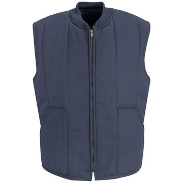 Red Kap Quilted Work Vest
