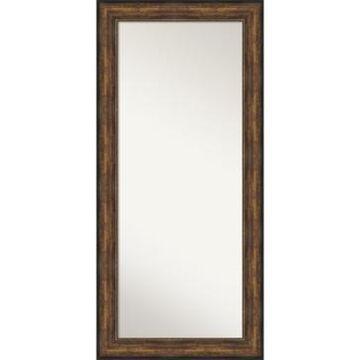"""Amanti Art Ballroom Framed Floor/Leaner Full Length Mirror, 31.5"""" x 67.50"""""""