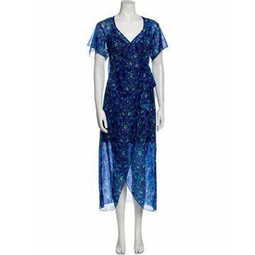 1992 Long Dress w/ Tags Blue